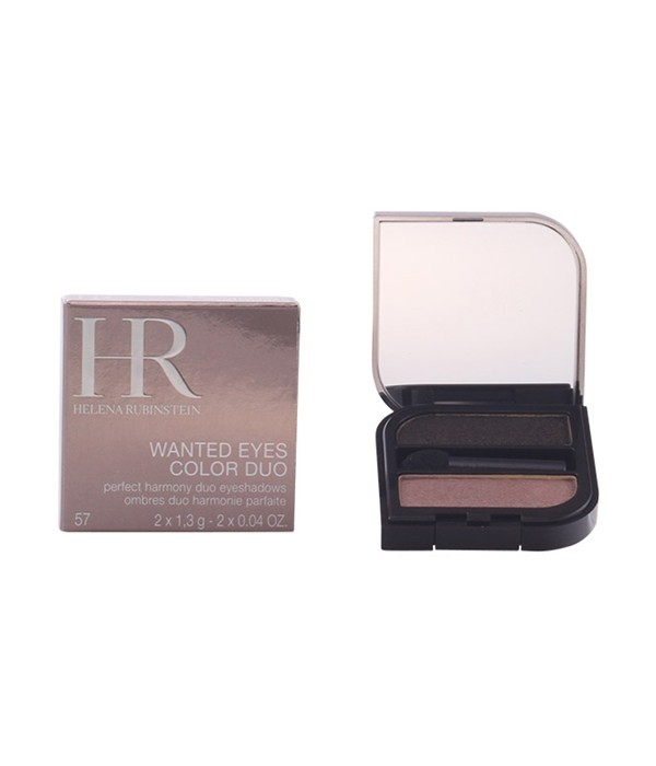 Helena Rubinstein - WANTED EYES DUO 57-audacious pink & sexy dark night 2x1.3gr