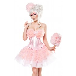 Kostum Cotton Candy Girl